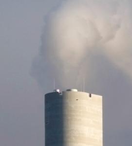 chimenea humo